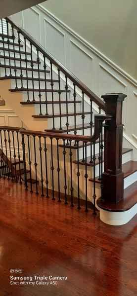 Beautiful Staircase Mississauga