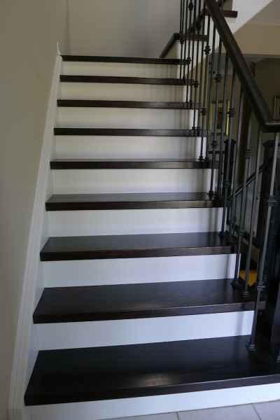 dark oak stair treads