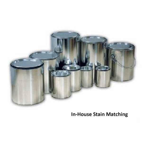 Steel tins